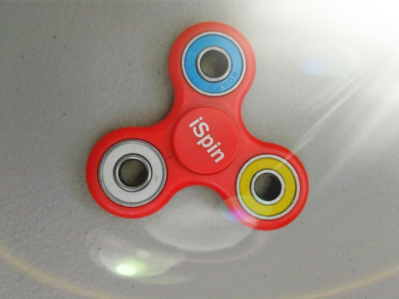 Fidget+Spinner