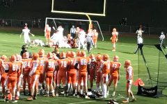 Cherokee Falls To Lenape In Homecoming Game