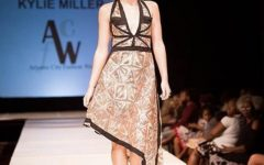 Kylie Miller Takes the Spotlight at AC Fashion Week