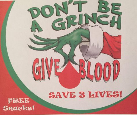 Blood Drive Sparks Controversy Amongst Staff, Students Alike