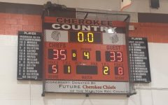 Cherokee Girls' Basketball Team Barely Takes Home the Win Against Rival Lenape