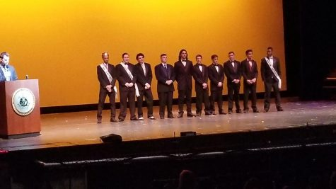 Mr. Cherokee Competition Exceeds Expectations as a Landmark Event for the Senior Class