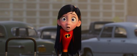 Violet Parr, Incredibles 2