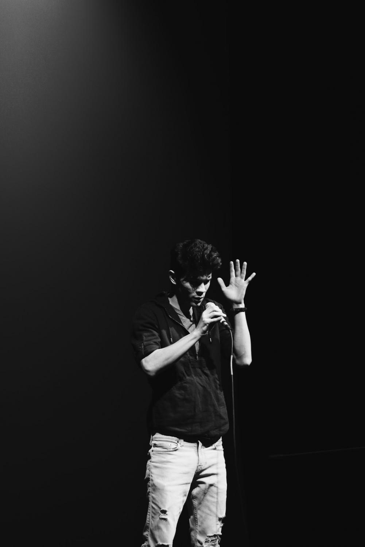 Daniel Cha Singing at Cherokee Idol