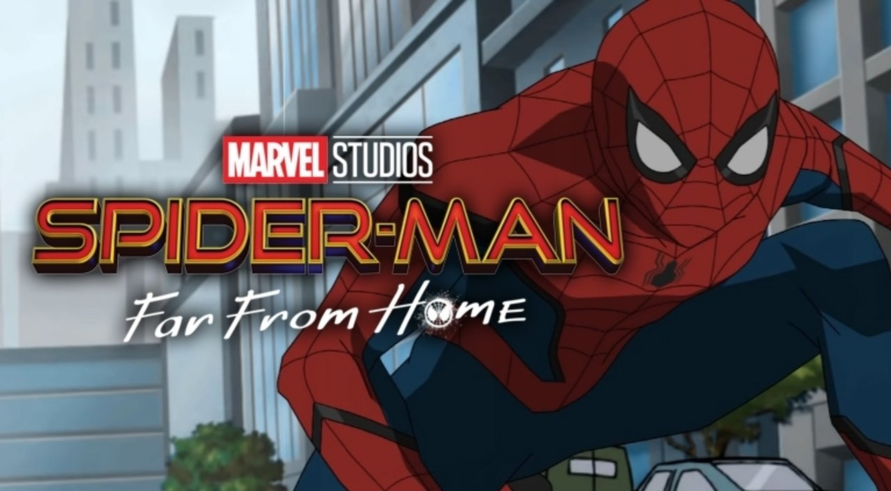 99f973d369a Spider-Man: Far From Home Trailer is Released at Last – The Cherokee ...