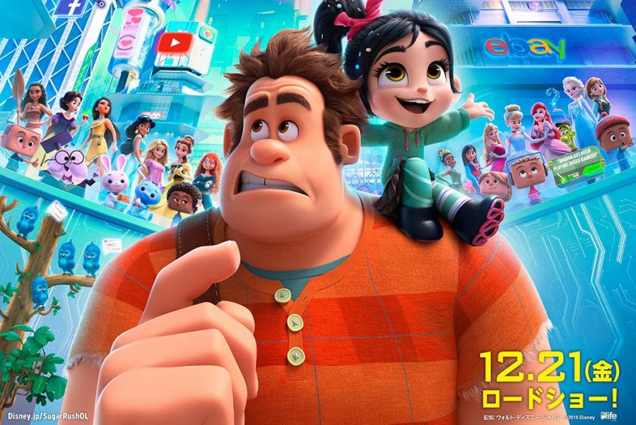Ralph+Breaks+the+Internet+as+well+as+Social+Norms