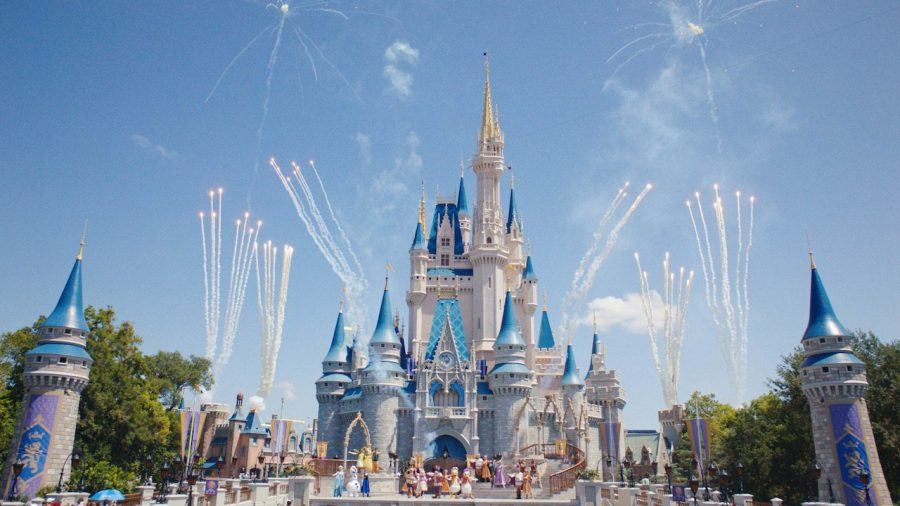 Cinderella%27s+Castle+at+Walt+Disney+World