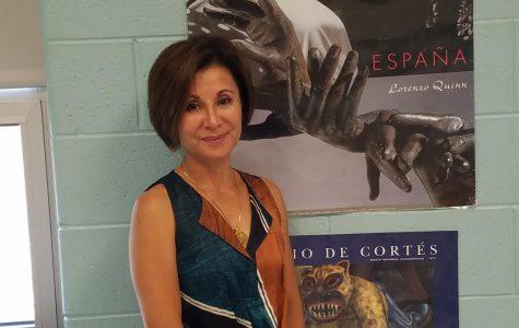 Mrs. Rodenheiser, Spanish