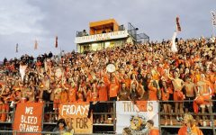2020 Student Section at Cherokee v. Shawnee Football Game