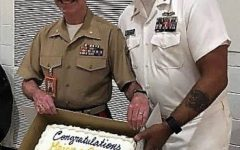 Major and Chief Celebrating Ten Years at Cherokee