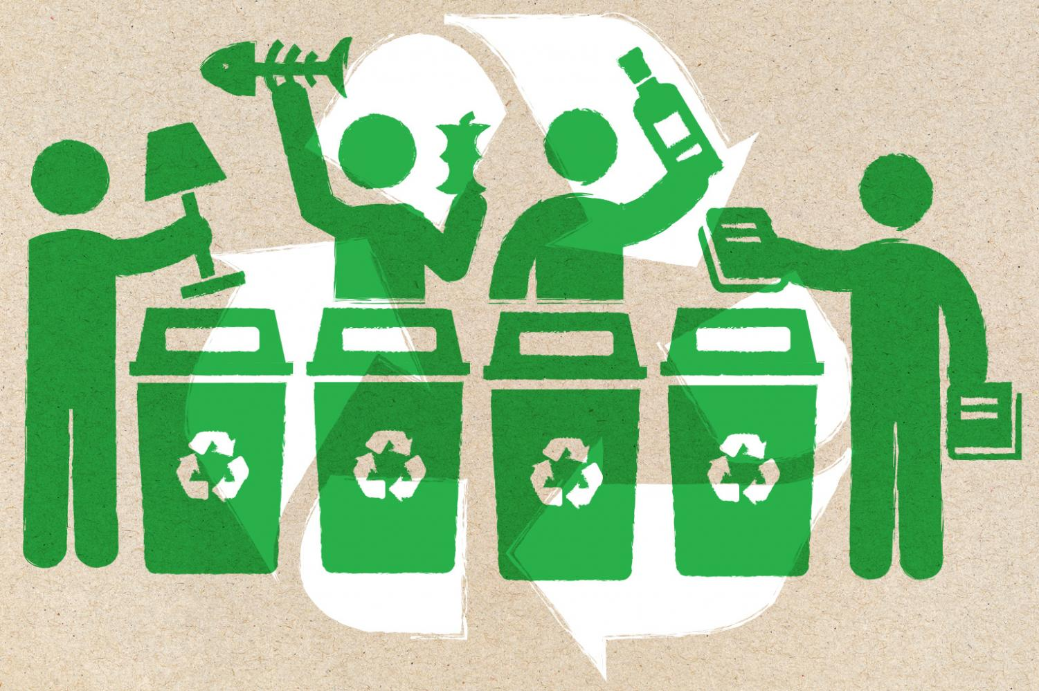 Different Ways to Recycle