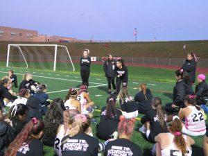 The Cherokee Girls Field Hockey Team
