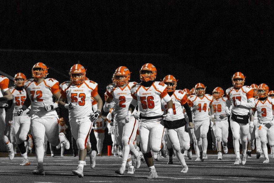 Cherokee Football: Revenge Tour 2019
