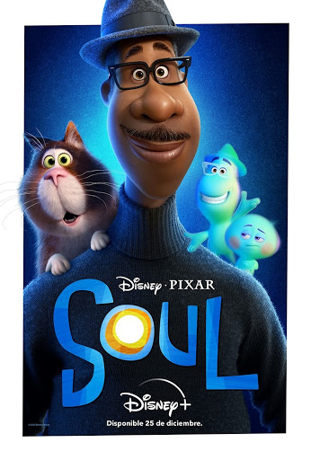 The poster for Soul