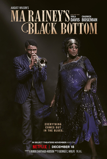 """""""Ma Rainey's Black Bottom"""": A Tour de Force for a Late Actor, and Much More"""