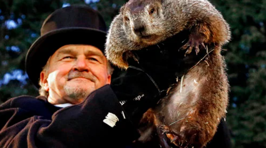 Groundhog+Day%3AThe+Origins+of+Arguably+the+Strangest+American+Holiday