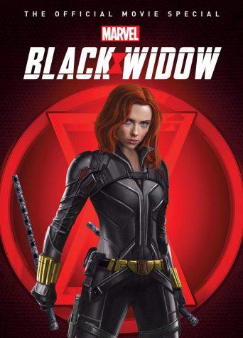 """""""Black Widow"""" Movie Poster"""