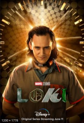 """Loki"" Poster"
