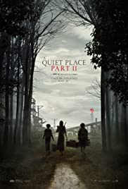 """""""A Quiet Place Part II"""" Poster"""