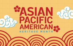 Asian American Pacific Islander Heritage month at Cherokee